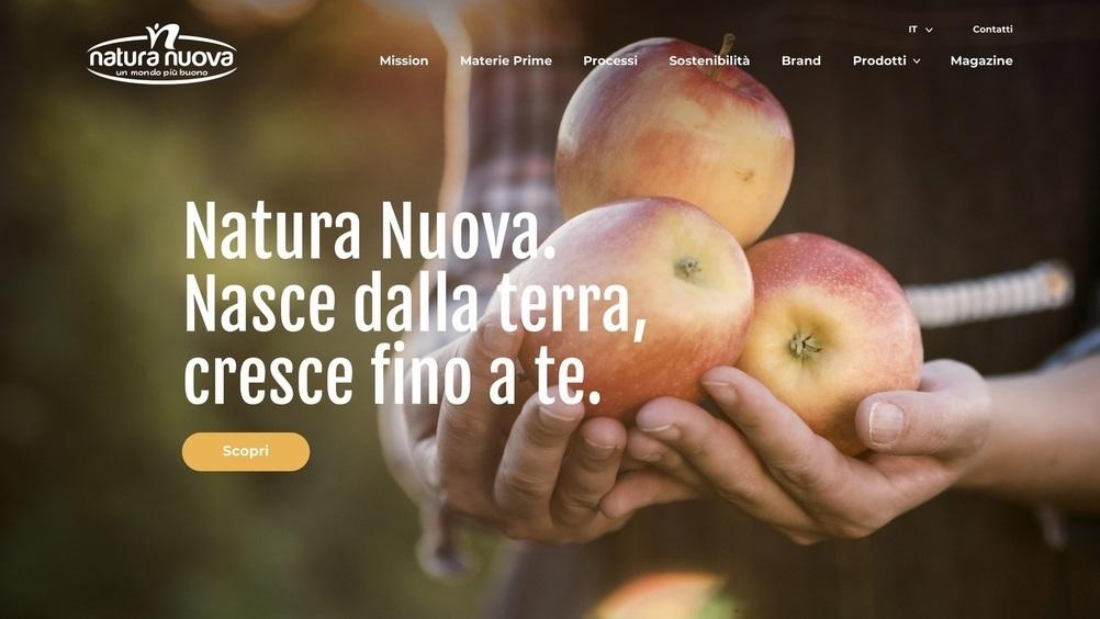 Natura Nuova: al via la nuova strategia di comunicazione