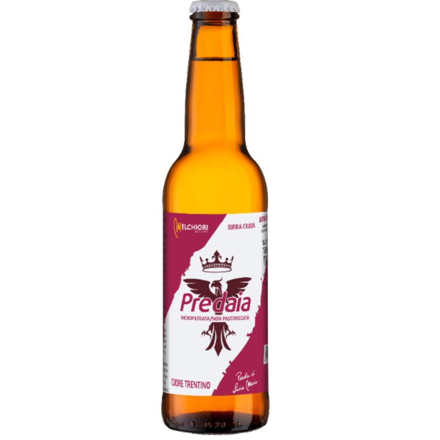 Predaia, la nuova birra dal Cuore Trentino!