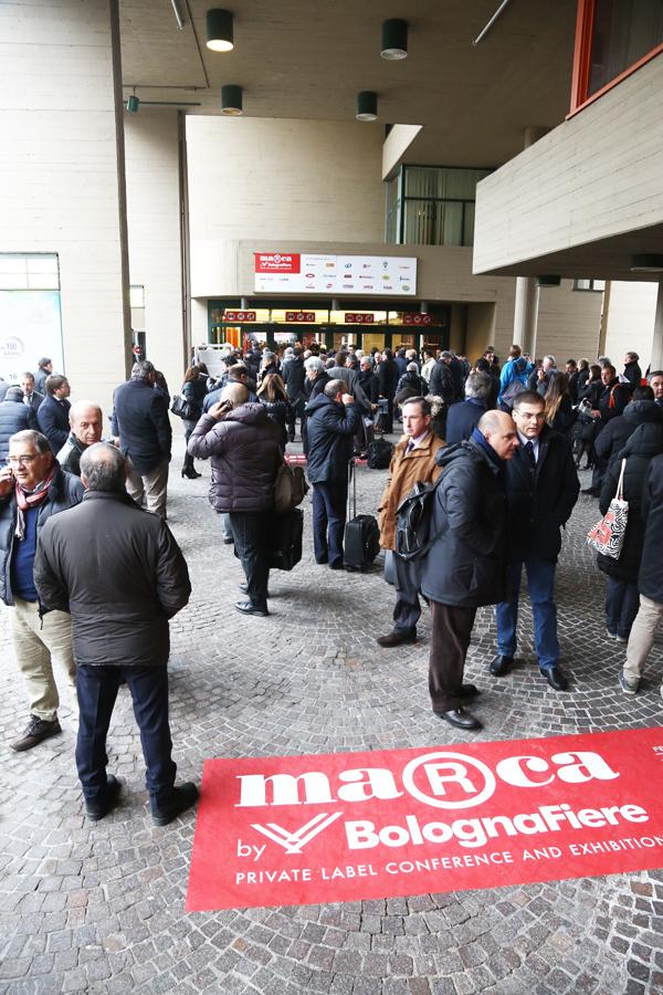 Carrefour, Metro e Iper debuttano a Marca 2016