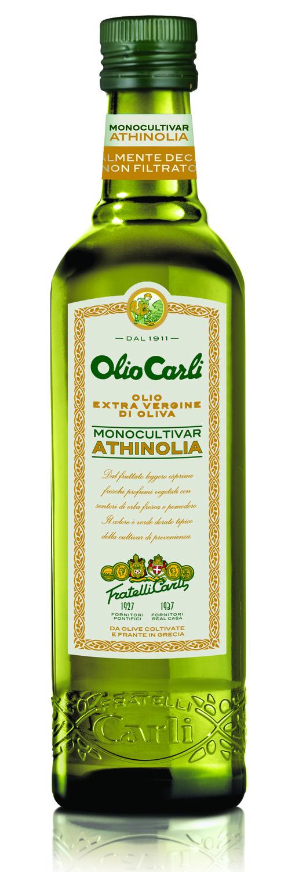 Fratelli Carli: si arricchisce la gamma degli Oli extra vergine di oliva
