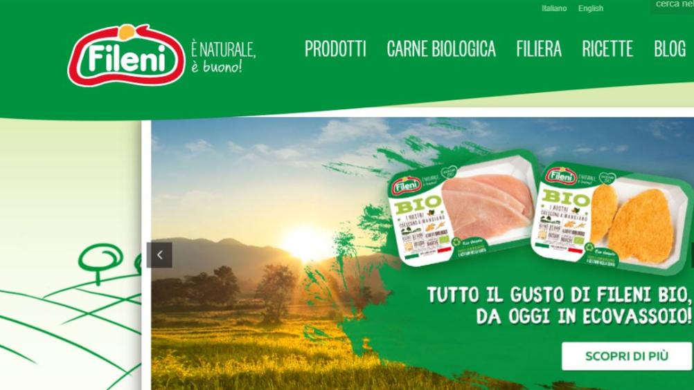 Fileni & Virgin Active: obiettivo salute