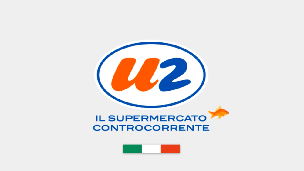 U2 Supermercato Controcorrente on air con il nuovo spot