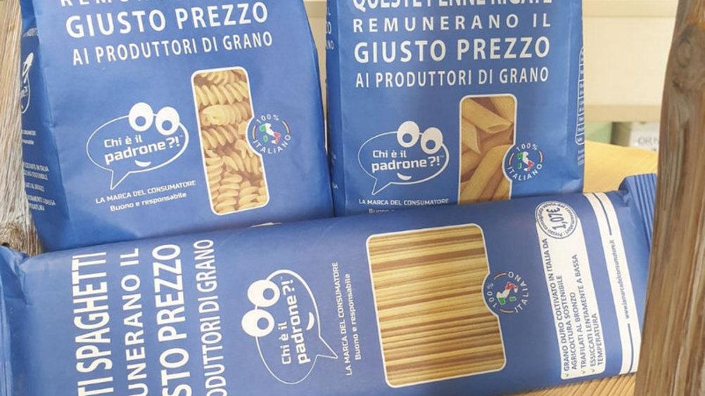Arriva da Carrefour la pasta dei consumatori