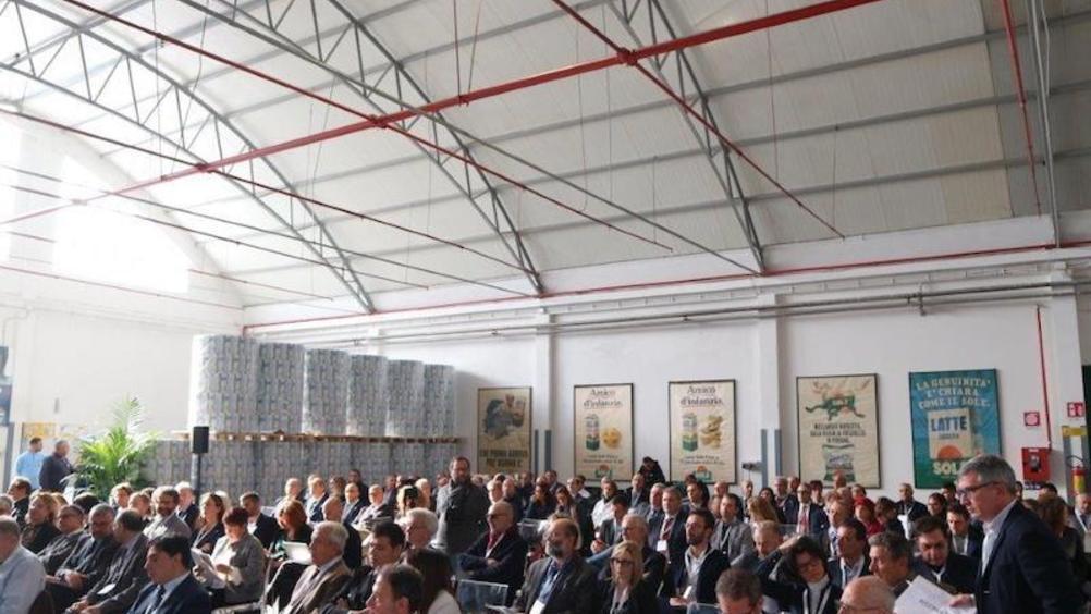 Parmalat inaugura nuove linee nello stabilimento produttivo di Catania
