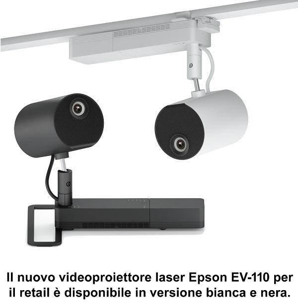 Epson amplia la gamma di videoproiettori LightScene