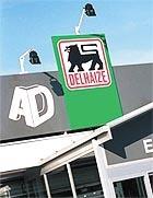 Delhaize cresce in Germania