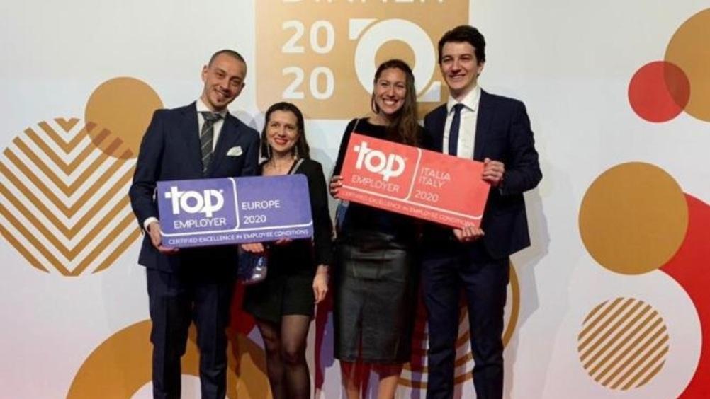 """Pepsico Italia al secondo posto in classifica per """"Top employer 2020"""""""