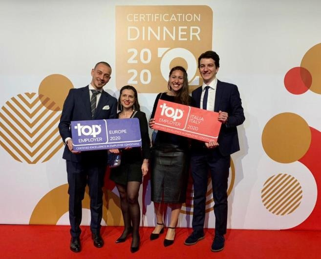 "​Pepsico Italia al secondo posto in classifica per ""Top employer 2020"""