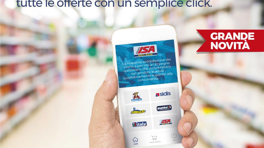 Gruppo Isa allarga i servizi per i consumatori e lancia l'App