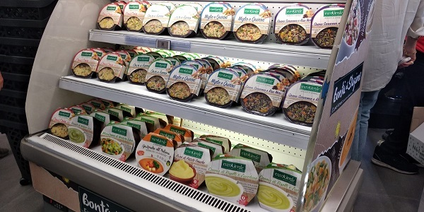 Euroverde organizza degustazioni presso Lavinio Superstore Ingrande