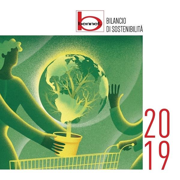Bennet presenta il suo primo bilancio di sostenibilità
