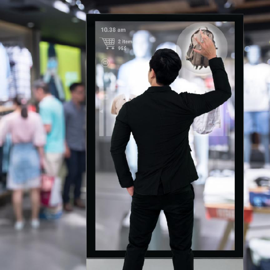 La digitalizzazione in store a un punto di svolta