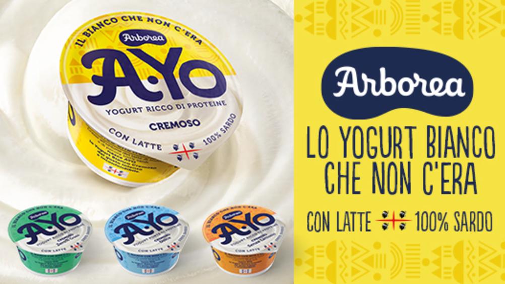 A·Yo, la gamma di yogurt bianco che innova la categoria e piace ai white lover