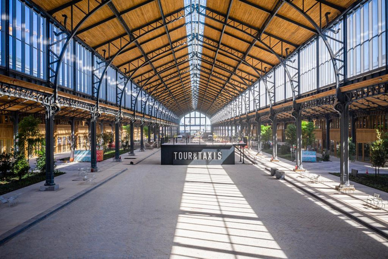 AB Inbev aprirà una food hall nel cuore di Bruxelles