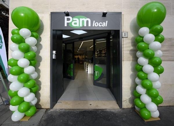Pam local: doppietta di aperture a Milano e a Roma