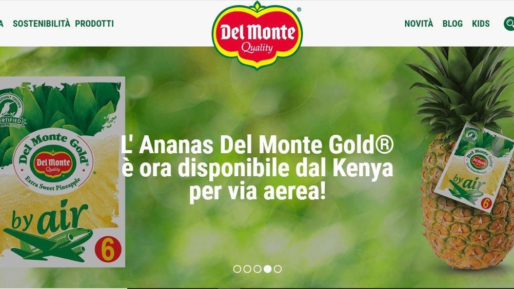 Del Monte sceglie Cerreto per la distribuzione dei nuovi prodotti Fruit Express