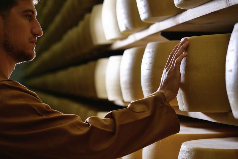 Parmareggio-Agriform: al via da gennaio il colosso italiano dei formaggi Dop