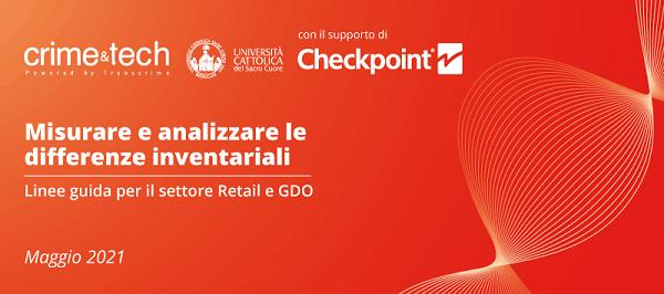 Checkpoint Systems: linee guida per l'analisi delle differenze inventariali