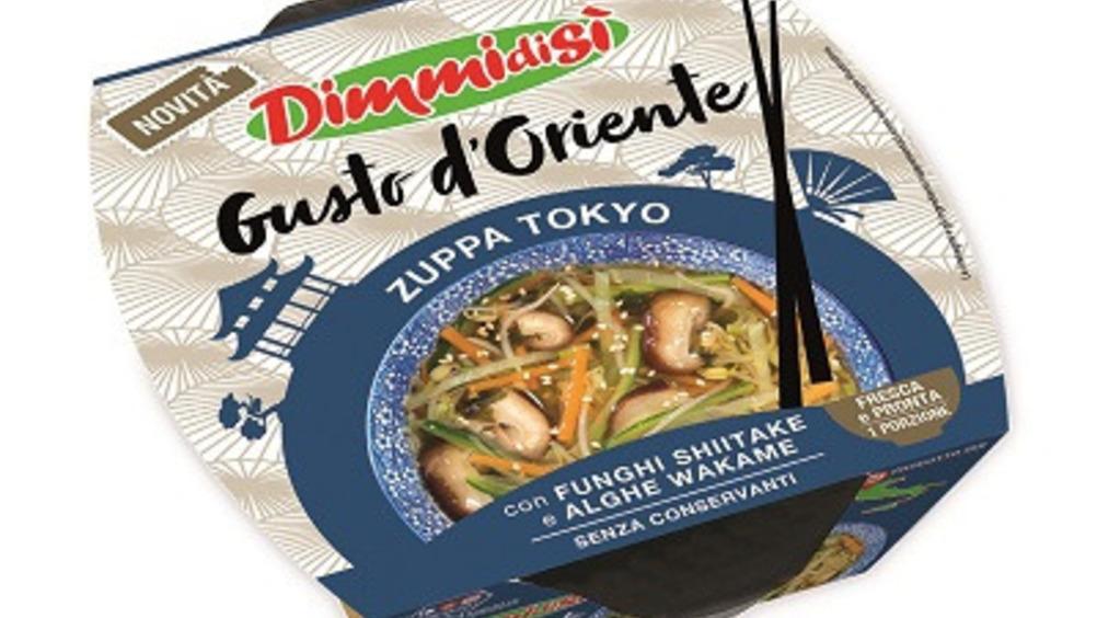 DimmidiSì Gusto D'Oriente Zuppa Tokyo