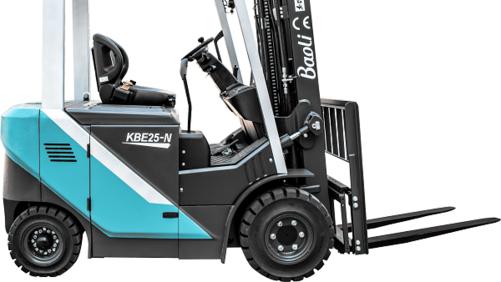 Baoli propone i carrelli elettrici KBE 20/25N