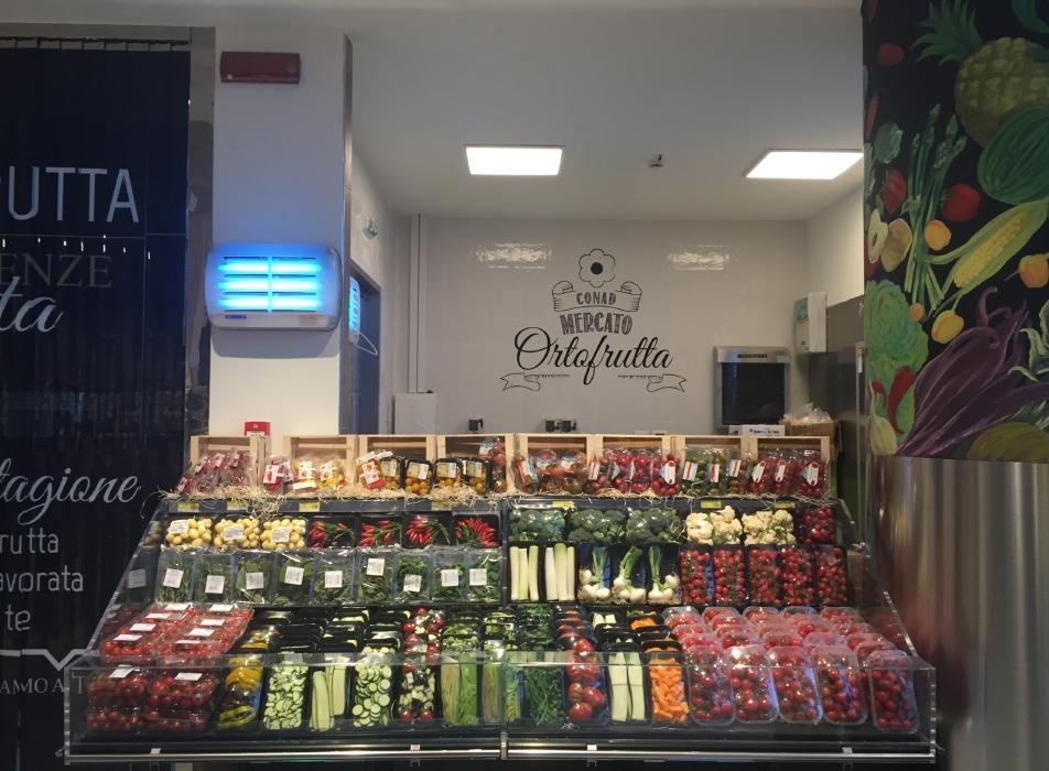 Conad si rafforza in Campania con un nuovo Superstore