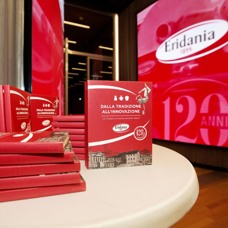Eridania celebra 120 anni di attività