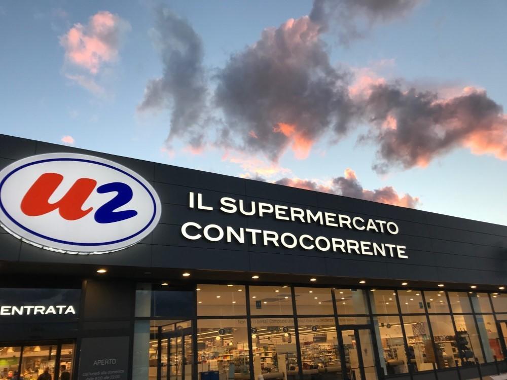 Nuovo U2 Supermercato apre a Lissone