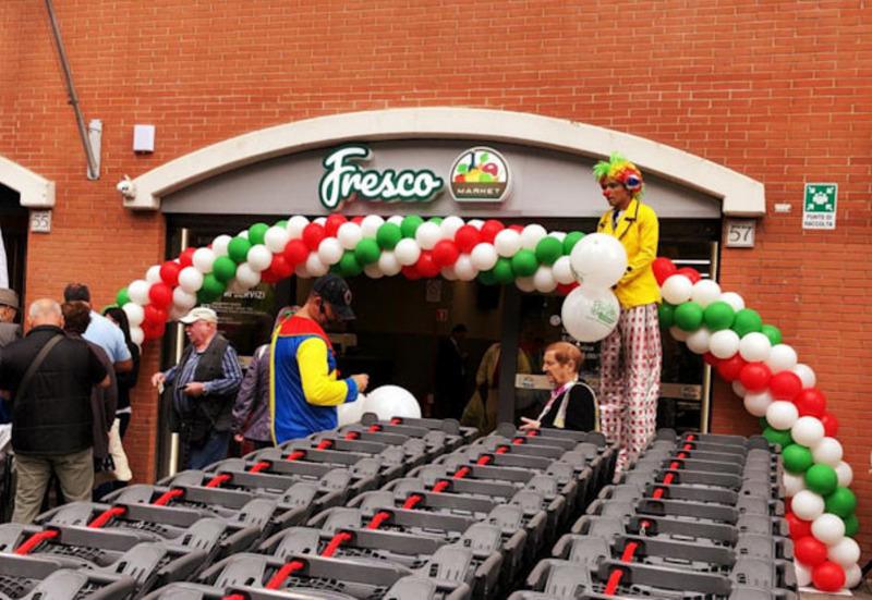 A Roma Tuodì si compra 13 ex Auchan: sì dell'Antitrust