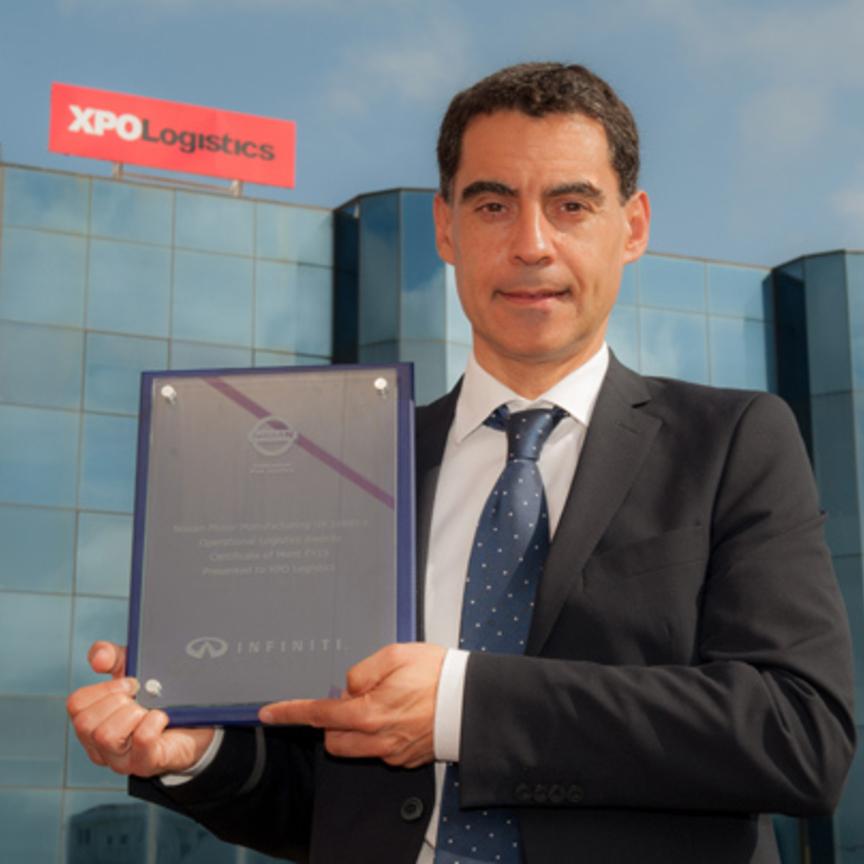 """XPO Logistics  si aggiudica per il terzo anno consecutivo il """"Certificate of Merit"""""""
