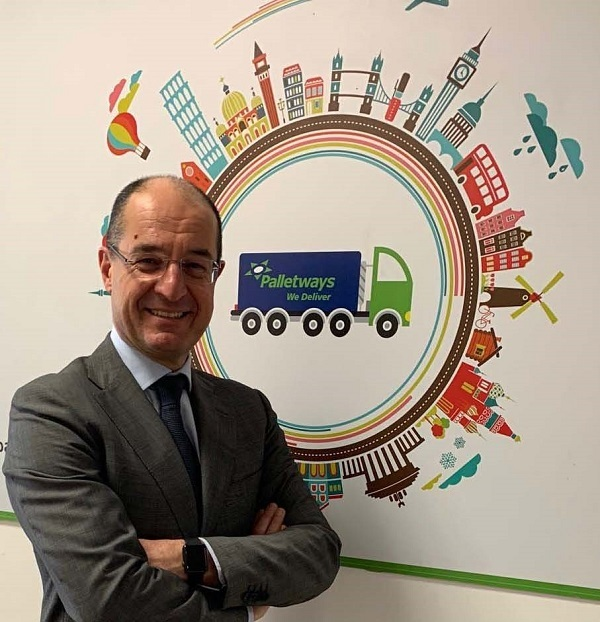Nuovo Ceo per Palletways Italia