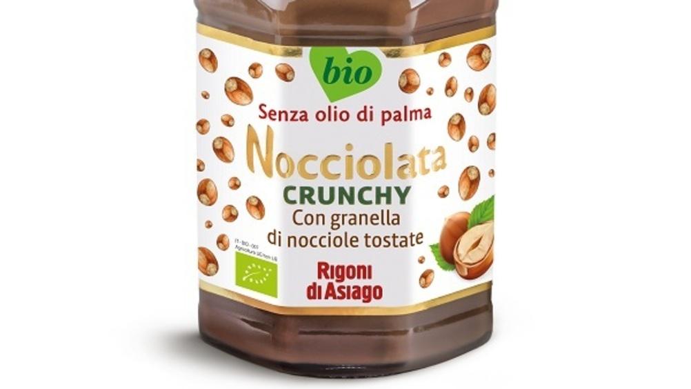 Rigoni di Asiago presenta la Nocciolata Crunchy