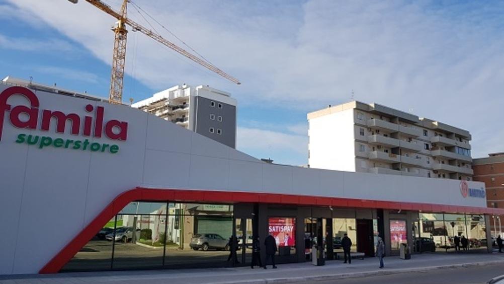 Gruppo Megamark apre un Famila Superstore a Bari