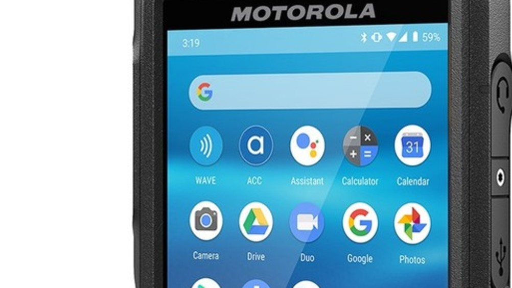 Motorola Solutions presenta Evolve