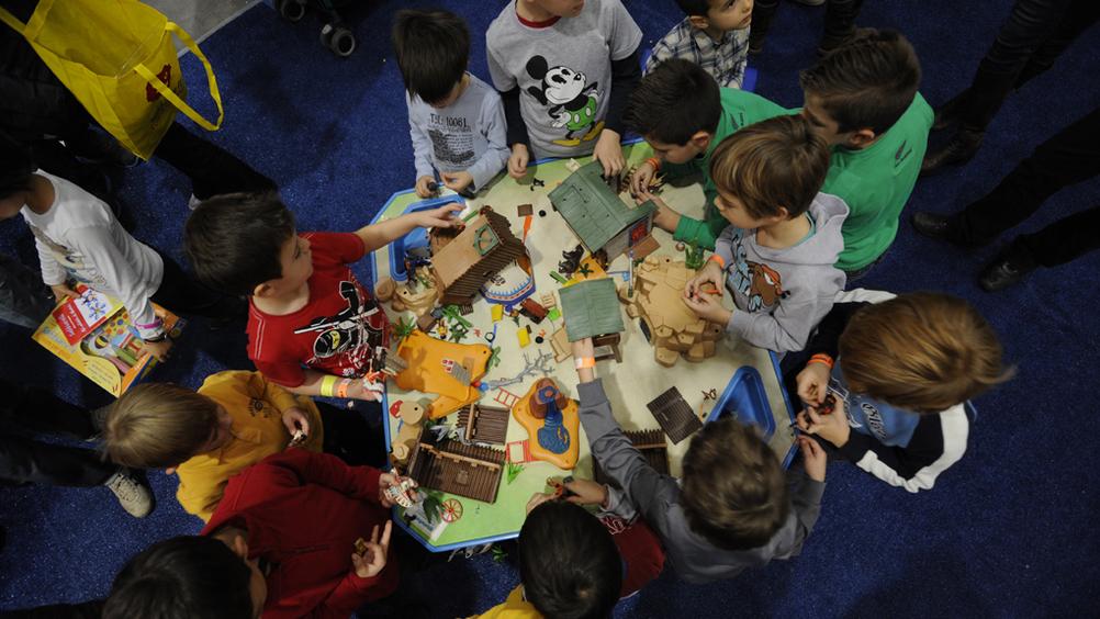 Ancora trend negativo per il mercato del giocattolo