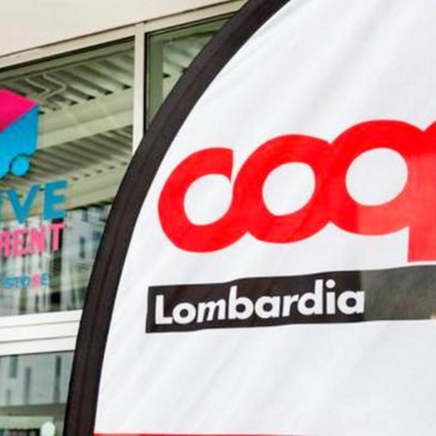 I soci Coop potranno noleggiare l'auto in tutti i  Pdv nazionali