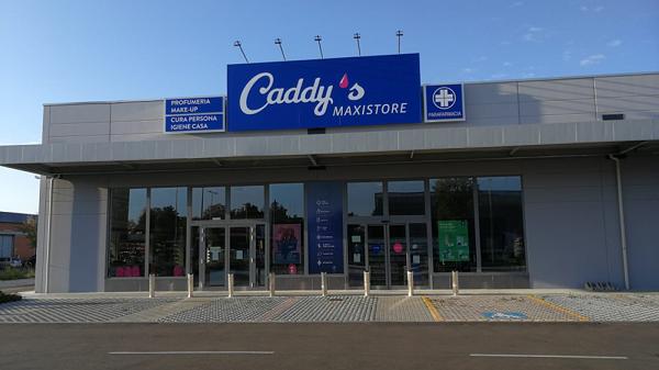 DMO: tripletta di aperture a insegna Caddy's Maxi Store
