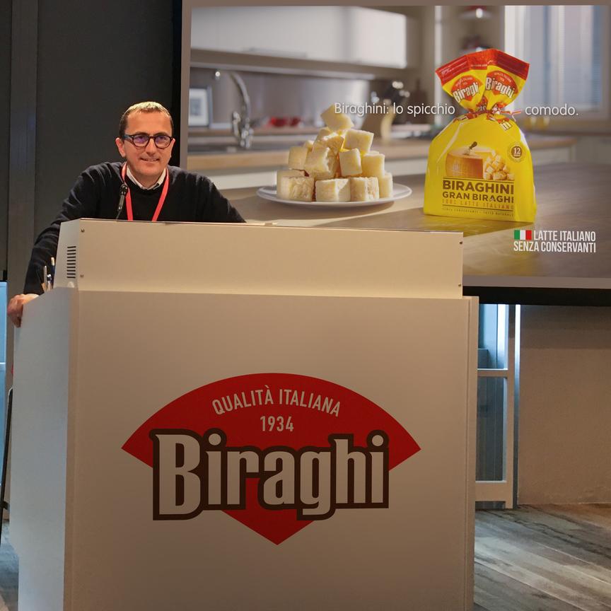 Biraghi punta su innovazione tecnologica e diversificazione dell'offerta