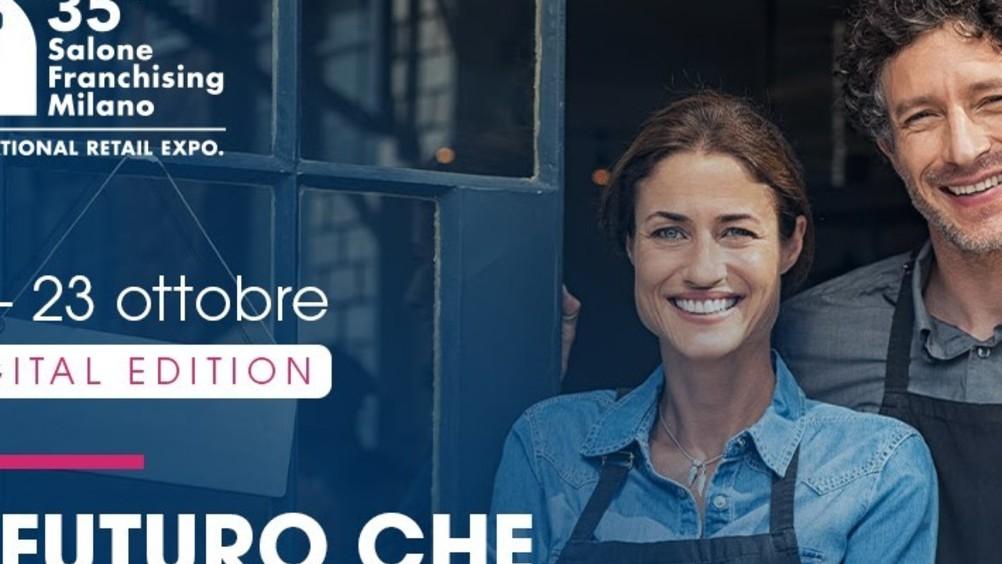 Salone Franchising Milano 2020 digital edition: l'appuntamento è per il 22 e 23 ottobre