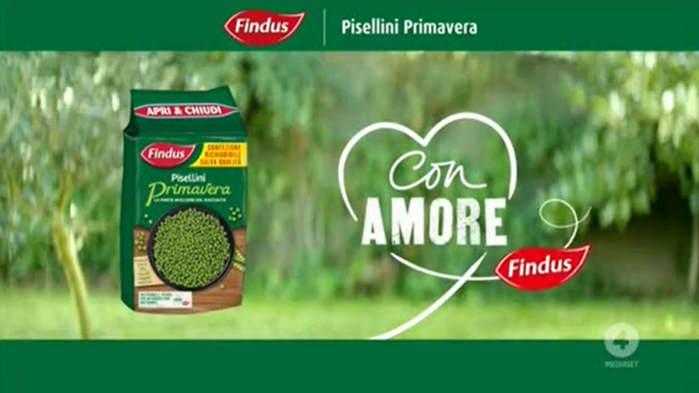 "Findus, al via la consumer promo ""Primavera in tavola"""