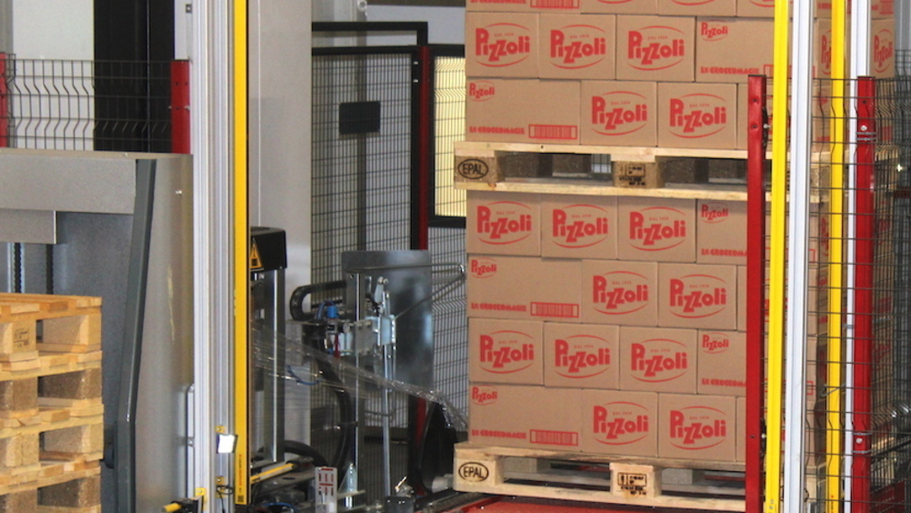 Pizzoli: raddoppio di efficienza su EPAL