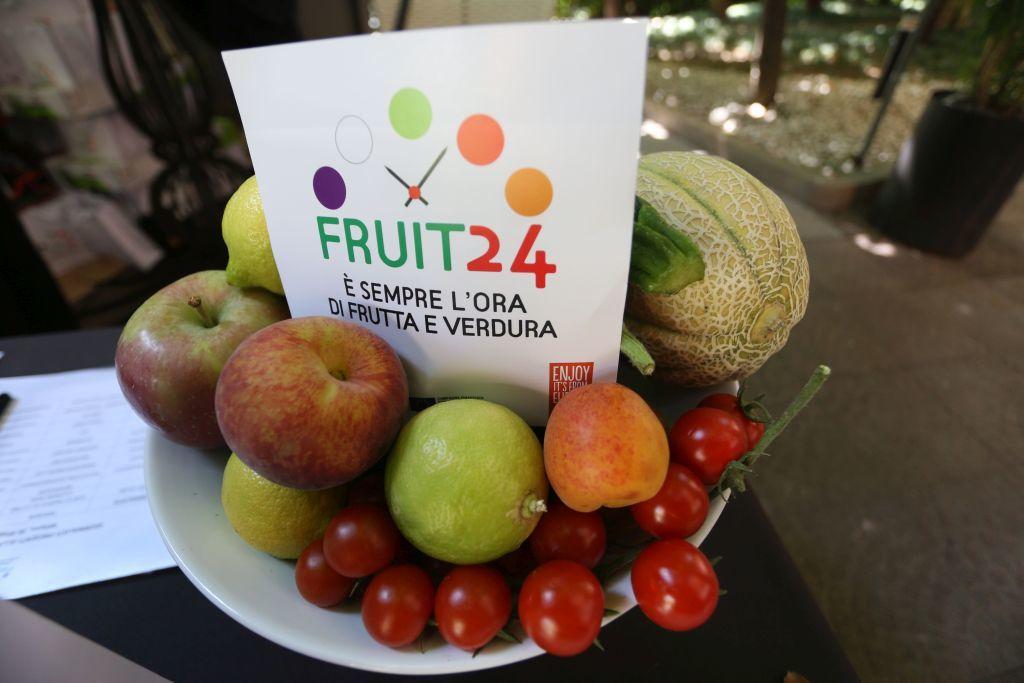Apo Conerpo promuove il progetto Fruit24