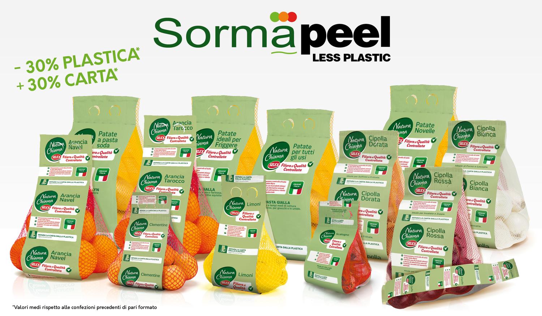 Selex sceglie Sormapeel, nel nome della sostenibilità