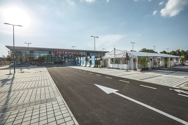 Interspar inaugura a Carpi (MO)