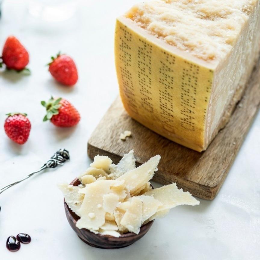 Ipsos: è il Parmigiano Reggiano la Dop più influente al mondo