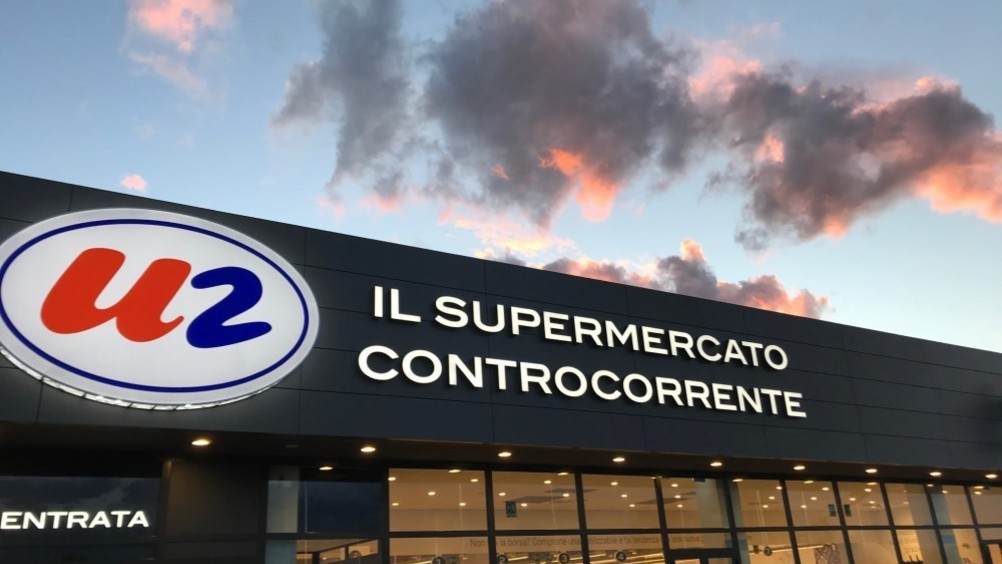 Il nuovo U2 supermercato (ex Simply) apre a Talamona (So)