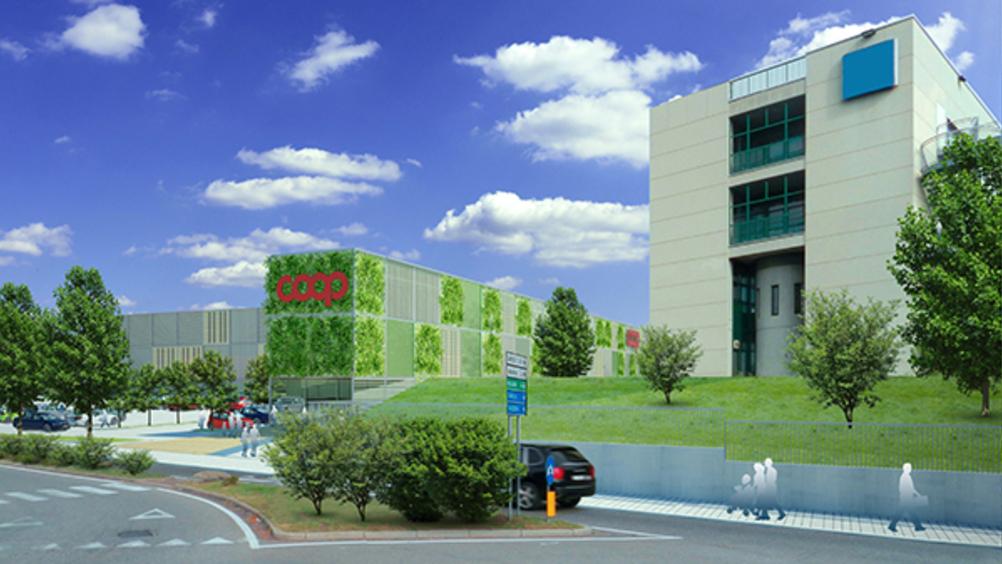 Coop apre a Como un nuovo supermercato amico dell'ambiente