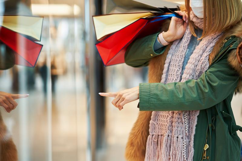 I saldi invernali perdono un miliardo di euro