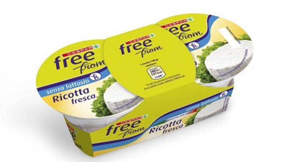 Ricotta fresca senza lattosio Despar Free From