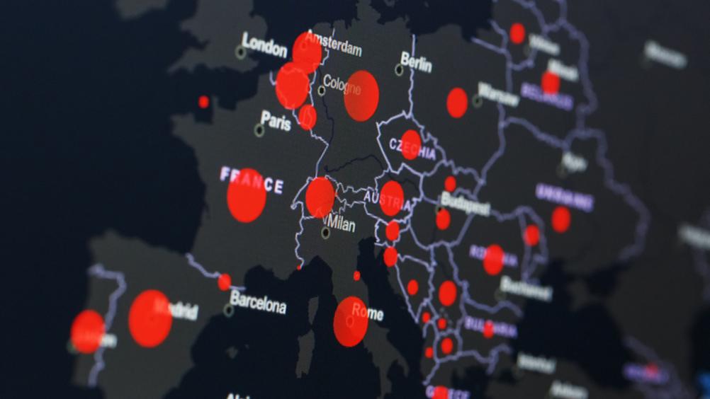 La geografia del lockdown Paese per Paese