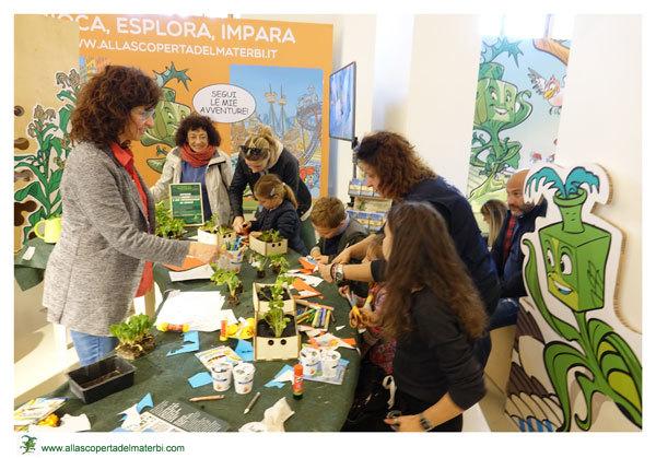 Unicoop Firenze promuove attività sulle tematiche dell'attenzione all'ambiente
